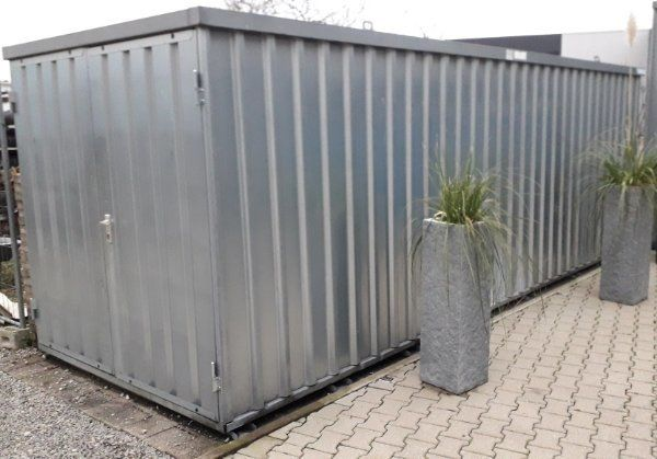 Lagercontainer gebraucht