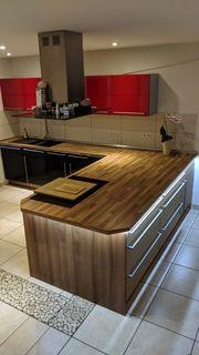 Nobilia Küche L Form modern