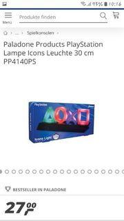 Neue Playstation Lampe
