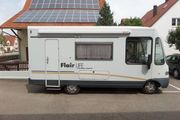 Wohnmobil Integriert 104000 km Niessmann