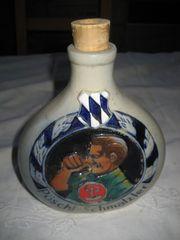 Keramik Schnupftabak Flasche Pöschl Schmalzler