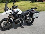 BMW 1200 GS Motorrad
