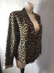 Chico Damen Jacke Leopard Print