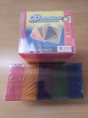 CD Leerhüllen Slimcase