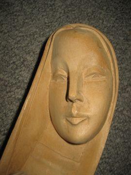 Marienfigur Maria mit Kind Figur: Kleinanzeigen aus Birkenheide Feuerberg - Rubrik Sonstige Antiquitäten