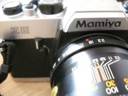Photoapparat Mamiya ZE