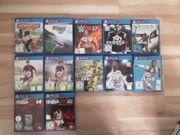 diverse Spiele Playstation 4 - Preis