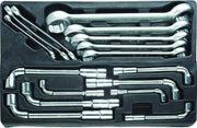 Werkzeug Pfeifenkopfschlüssel Doppelgabelschlüssel NEU