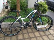 Neuwertig 200 km gefahren E-Bike