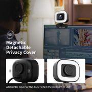 Webcam 1080p Full HD 60