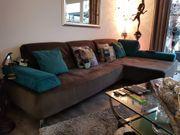 Schnäppchen Wohnlandschaft Couch Neuwertig 1