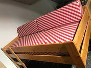 Kinderbett Kinderhochbett inkl Matratze Lattenrost