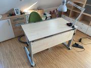 Moll Paidi Schreibtisch und Bürostuhl