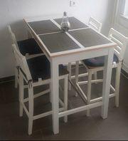 küchenesstisch mit 4stühlen