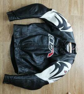 Motorradbekleidung Herren - Hein Gericke Motorradlederjacke L-XL