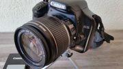 digitale SLR Canon EOS 450d