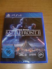 PS4-Spiel Star Wars Battlefront II