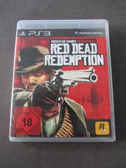 PS 3 Spiel Red Dead