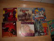 SCHALLPLATTEN allerlei 25 Stück LP