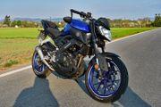 Yamaha MT 125 Umbau neuwertiger