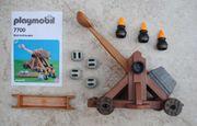 Playmobil Steinschleuder 7700