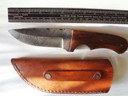 Messer Damastmesser Jagdmesser 274 Lagen