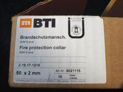 Brandschutzmanschette BTI
