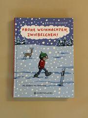 NEU Kinderbuch Frohe Weihnachten Zwiebelchen