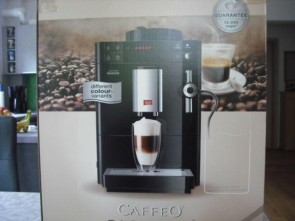 Melitta Kaffee Vollautomat