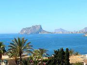 Spanien Ferienwohnung in Moraira an