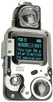 dnt MP3 Star 5-IR Tragbarer