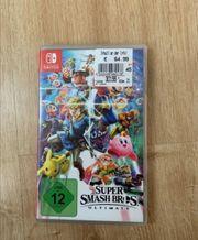 Super smash bros ultimate Nintendo