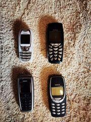 Ältere Nokia Handys