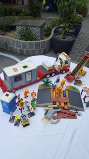 Playmobil Baustellen Set 1988-2003