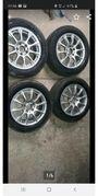 Mercedes Kompletträder - Ettlingen - DOT 3118Profil Ca.6mmBereifung 205 60 R16Sommerreifen GoodyearsMit RDKS5x112 - Ettlingen