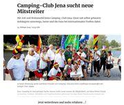 Camping-Club sucht neue Mitglieder die