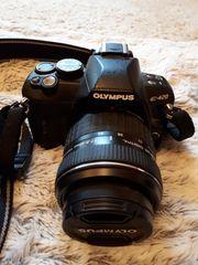 Spiegelreflexkamera Olympus E-420
