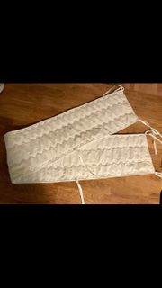 Nestchen weiß für Kinderbetten