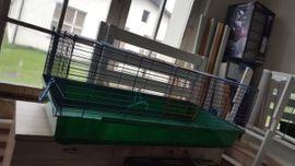 Bild 4 - Käfig Nagertierkäfig Hasenkäfig Meerschweinkäfig Kaninchenkäfig - Hohenems