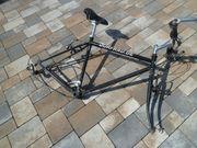 Fahrrad Rahmen Radmanufaktur inklusive Gabel