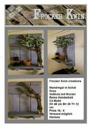 FROCKER KWIN creations WANDREGAL
