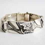 Armband Silber 835er massiv Armkette