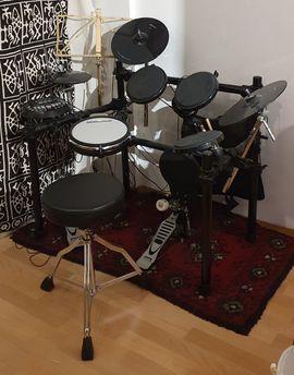 E-Drumset Millenium MPS-500 Elektronisches Schlagzeug: Kleinanzeigen aus Erlangen - Rubrik Drums, Percussion, Orff
