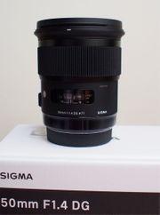 Sigma 50 1 4 DG