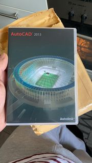 AutoCAD 2013 software CAD Autodesk