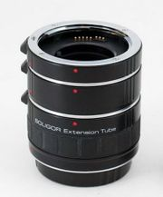 Soligor Zwischenringe für Nikon