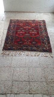 Handgewebter Teppiche