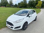 Ford Fiesta Eco Boost 1