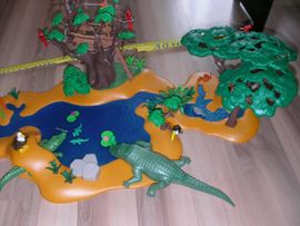 Bild 4 - Playmobil Zubehör Oambati Wildtierstation 4826 - Muggensturm