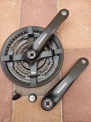 Kettenrad Chainwheel Kurbelgarnitur Fahrrad Shimano